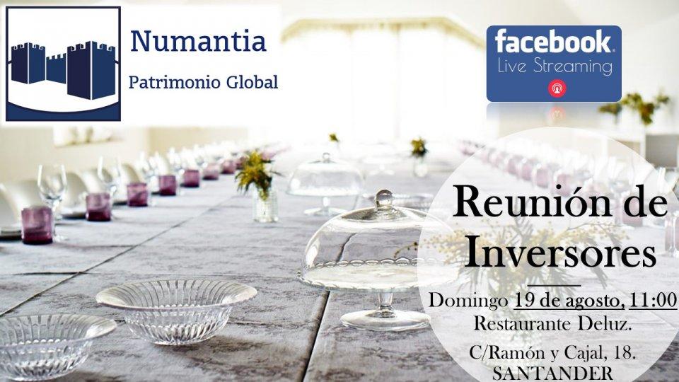 Reunión de Inversores